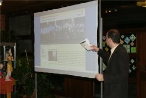 Prezentacija web-stranice i Dvotočke