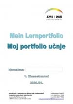 webLernportfolio Titelseite